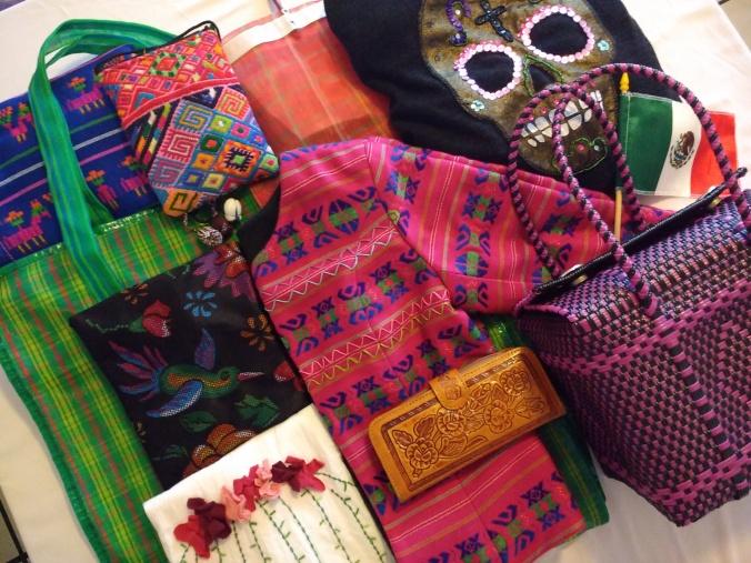 Mi kit para representar a México en Francia :)