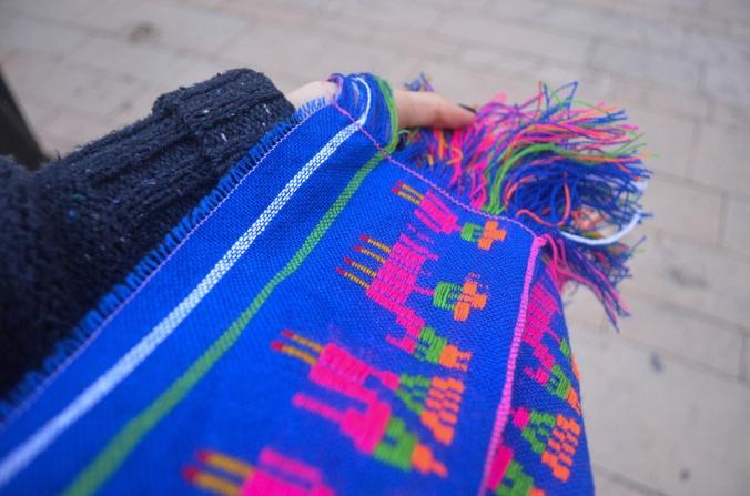 Amo la cambaya, es una de mis telas favoritas - I love cambaya, it's one of my favorite fabrics.