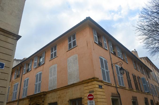 Falsas ventanas - Fake windows.