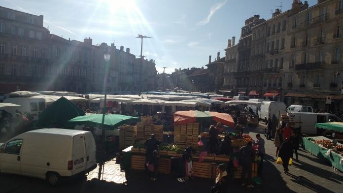Marché Royal (mercado Real)